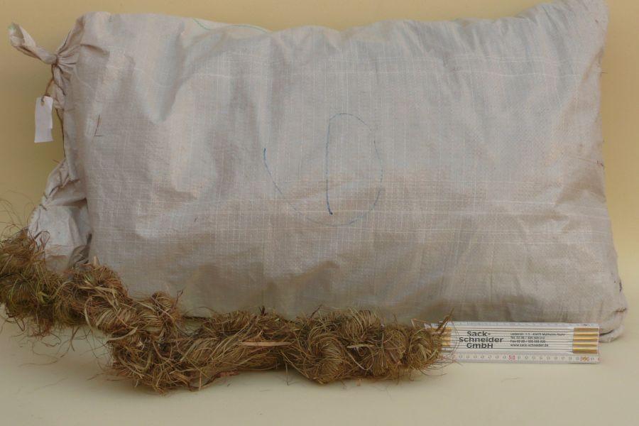 Polstermaterial Füllmaterial gezupft 1 kg Palmfaser